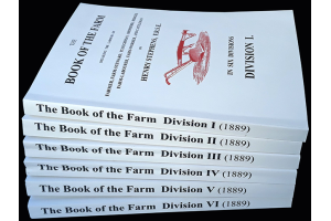 The Book of the Farm (1889 Fourth Edition)