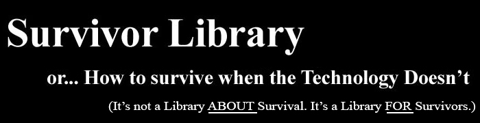 Survivor Library